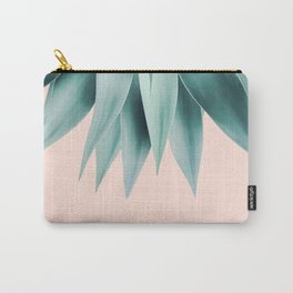 Agave fringe - peach Carry-All Pouch