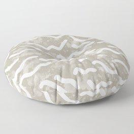 Low Tide | Sand Floor Pillow