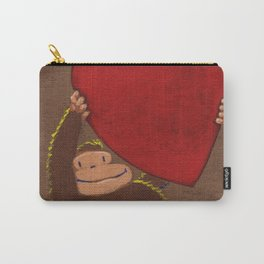 Ape Lifts Valentine Carry-All Pouch