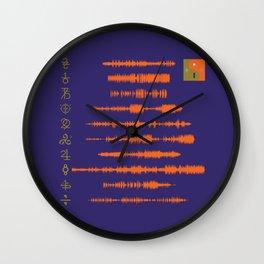 22, A Million (33) Wall Clock