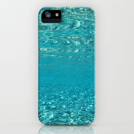 Paphos, Crystal Green iPhone Case