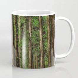 Sitting in the Forest Coffee Mug