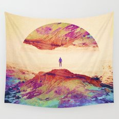 Altered Mind Wall Tapestry