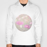 romance Hoodies featuring Flower romance by LebensART Photography