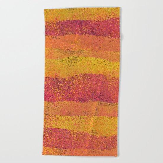 L\V\ FLOW Beach Towel