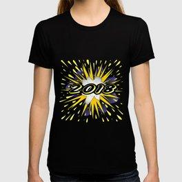 2018 Cartoon Bubble T-shirt