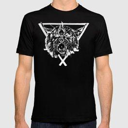 Fire Lynx T-shirt