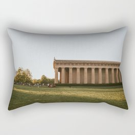 Parthenon Rectangular Pillow