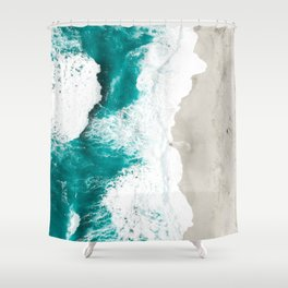 Sea 7 Shower Curtain
