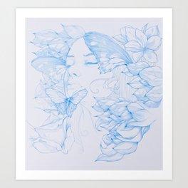 Florisa Art Print