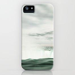 Horseshoe Falls II iPhone Case