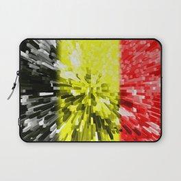 Flag of Belgium Laptop Sleeve