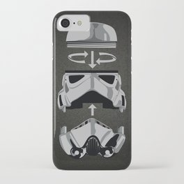 construct-a-trooper. iPhone Case