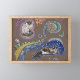 Serendipity Framed Mini Art Print
