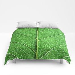 Green Vein Life Comforters