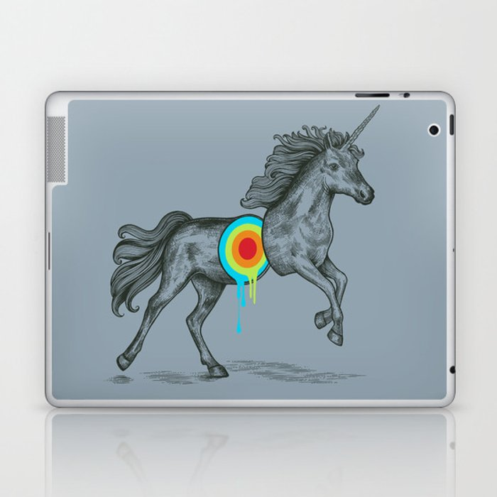 Unicore II Laptop & iPad Skin