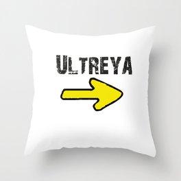 ultreya Throw Pillow