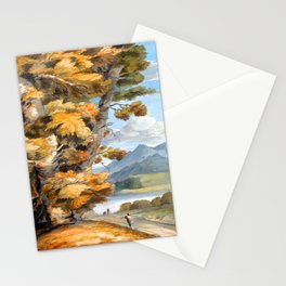 Francis Towne Road to the Lake Stationery Cards