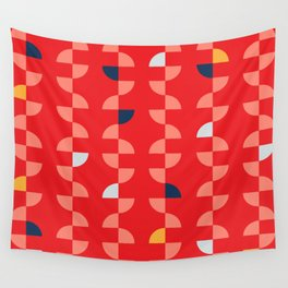 Geometric Pattern #2 Wall Tapestry
