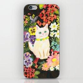 I Am a Cat iPhone Skin