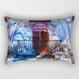 City of Angels Rectangular Pillow