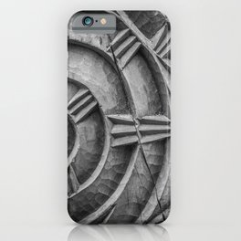 Carved iPhone Case
