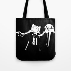 Adventure Fiction Tote Bag