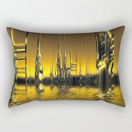 Futurescape Rectangular Pillow