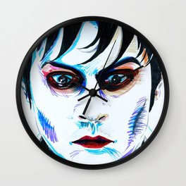Dark Shadows: Barnabas Collins Wall Clock