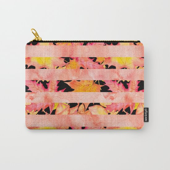 Autumn leaves #16 Carry-All Pouch