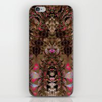 africa iPhone & iPod Skins featuring AFRICA  by SaRai