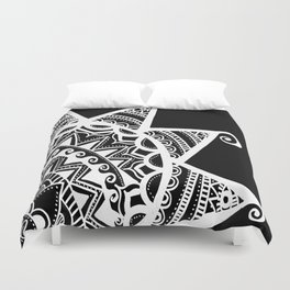 Buddha Breath Duvet Cover