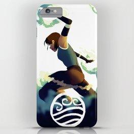 Avatar Korra II iPhone Case