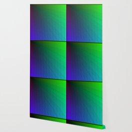 Prismatic Triangle Rays Wallpaper