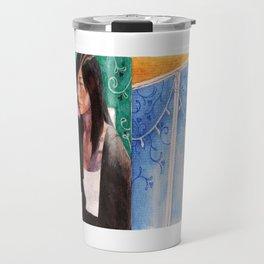 trisha Travel Mug