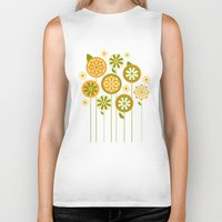 sunshine Biker Tanks featuring Sunshine by Shelly Bremmer
