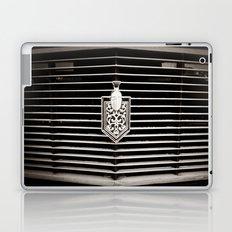 Car Grill Laptop & iPad Skin