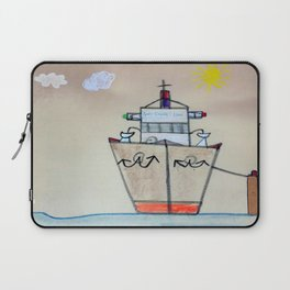 Let's Cruise! Laptop Sleeve