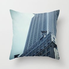 Who needs a hero? Throw Pillow