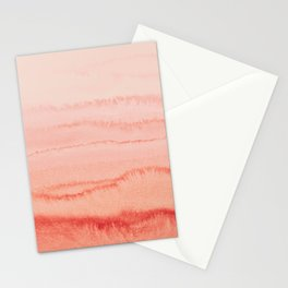 WITHIN THE TIDES - LIVING CORAL Stationery Cards