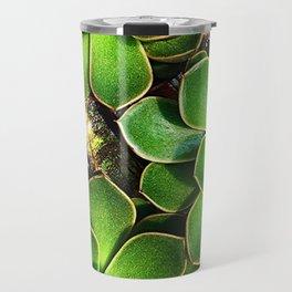 3 Succulents Travel Mug