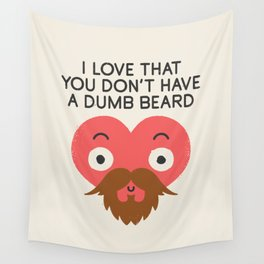 Groomed For Love Wall Tapestry