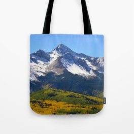 Wilson Peak Colorado Tote Bag