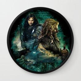 Dwarf Brothers Wall Clock