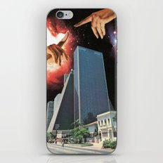 The Coming Of The Celestials iPhone & iPod Skin