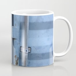 Shipping Container Doors Coffee Mug