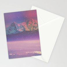 PEVCEFUL ROVDS Stationery Cards