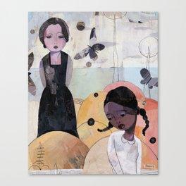 HollyLand Canvas Print