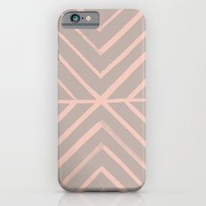 Intersect - in Apricot iPhone 6s Slim Case