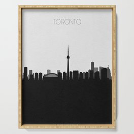 City Skylines: Toronto Serving Tray